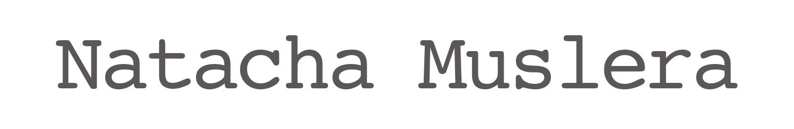 Natacha Muslera Logo